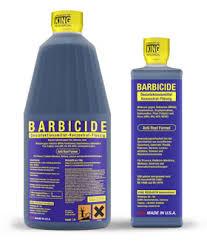Barbicide - Koncentrát na dezinfekciu nástrojov a príslušenstva