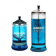 Barbicide - Sklenená nádoba na dezinfekciu