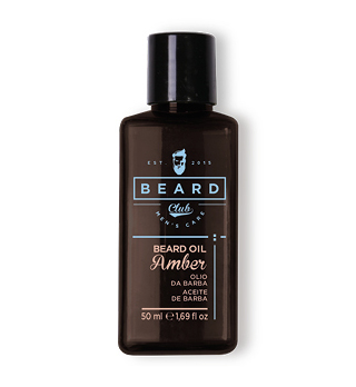 Beard Club Beard oil Amber - olej na bradu amber, 50 ml