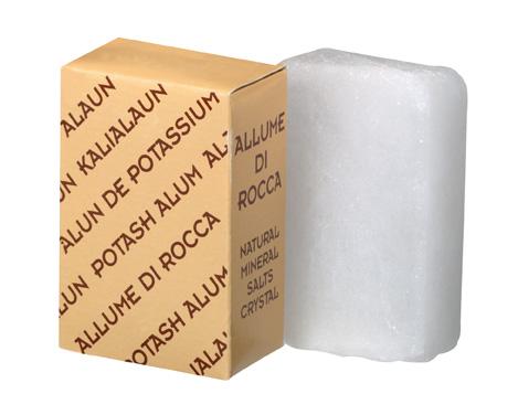 Comair Alum stone 3090037 - kamenec na zastavenie krvácania, 100 g
