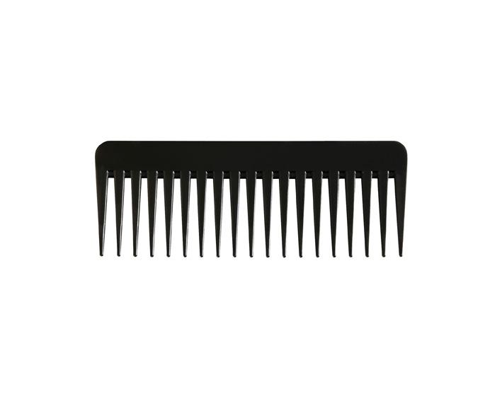 Comair Highlights comb black 7000909 - profesionální hřeben na rozčesávání