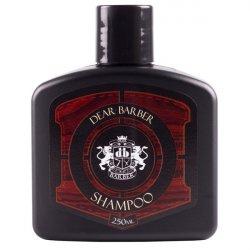 Dear Barber Shampoo - Výživný šampón na vlasy a bradu, 250ml