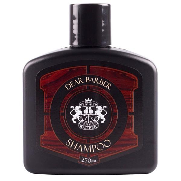 Dear Barber Shampoo - Výživný šampón na vlasy a vousy, 250ml