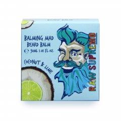 Raw Supremo - Balming Mad Beard Balm - Balzam na bradu, 30ml