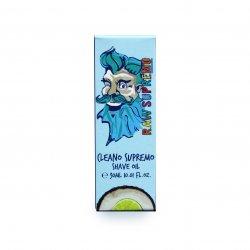 Raw Supremo - Cleano Supremo Shaving Oil - Olej na holení, 30ml