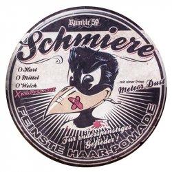 Schmiere - Pomade rock-hard - pomáda s extra silnou fixací (088), 140ml