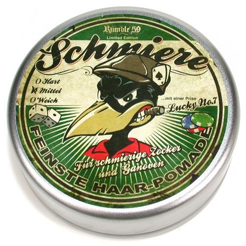 Schmiere - Special Edition - Gambling - pomáda so strednou fixáciou (118), 140ml