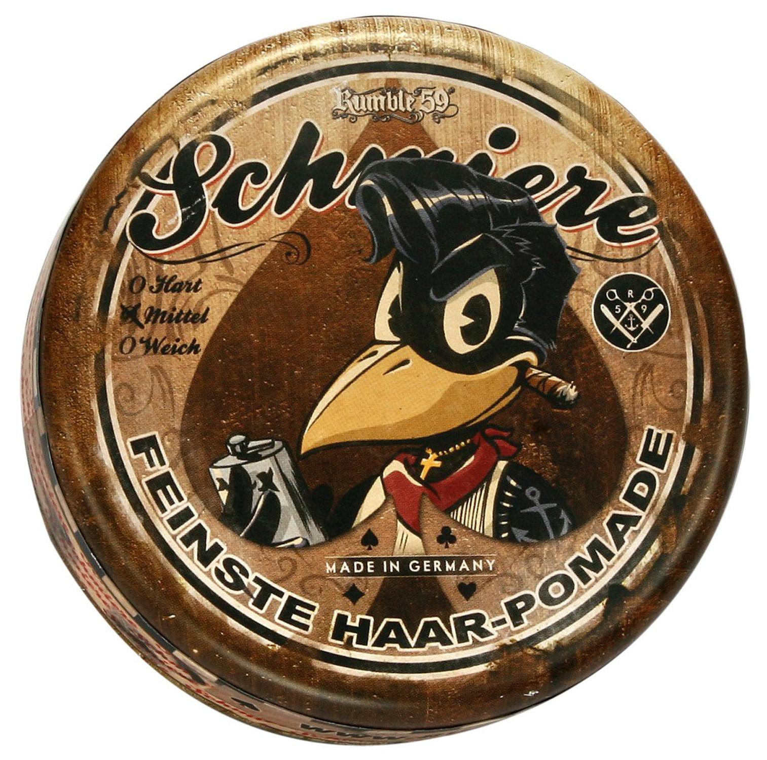 Schmiere - Special Edition - Poker medium - pomáda so strednou fixáciou (951), 140ml