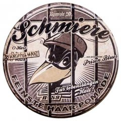 Schmiere - Special Edition rock-hard - pomáda s extra silnou fixáciou (071), 140ml