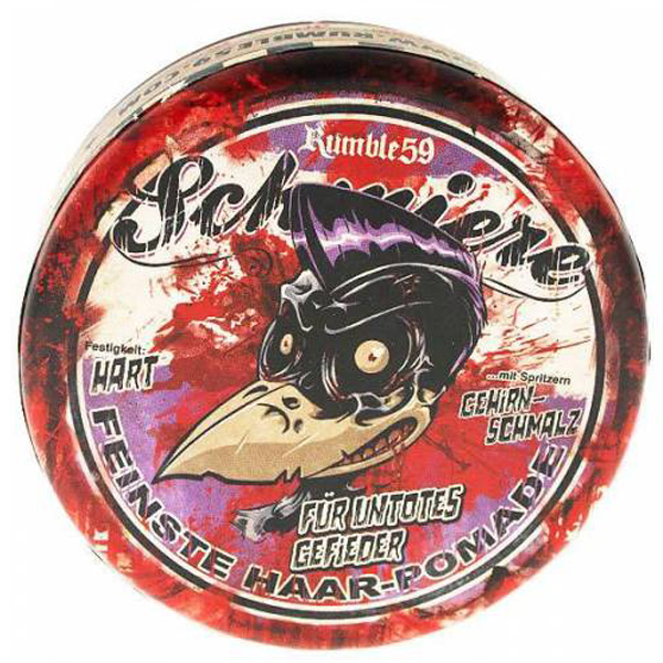 Schmiere - Special Edition - Zombie strong - pomáda se silnou fixací (203), 140ml