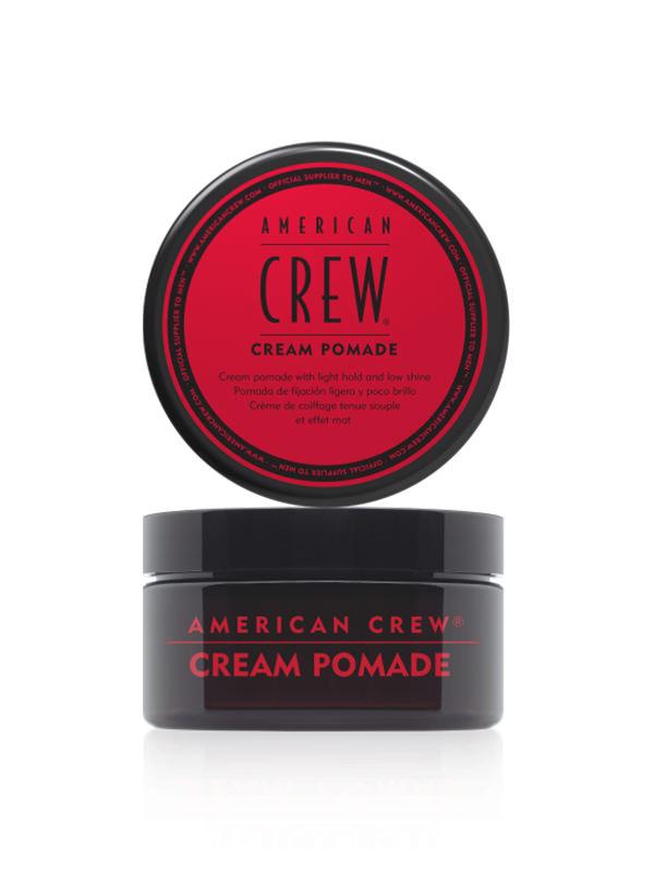 American Crew Cream Pomade - krémová pomáda s lehkou fixací, 85 g