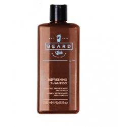 Beard Club Refreshing shampoo - osvěžující šampon, 250 ml