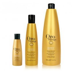 Fanola Oro Therapy Argan Oil Shampoo - regeneračný šampón s argánovým olejom