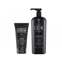 American Crew Shaving Skincare Precision Shave Gel -  gél na holenie pre citlivú pleť