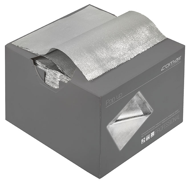 Comair Aluminium foil Pop up 7001162 - alobal na melír, 500 ks