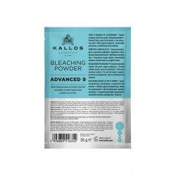 Kallos Bleaching Powder Advanced 9 - melírovací prášok, 35 g