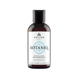 Kallos Botaniq Revitalizing Pre-Shampoo Oil - revitalizačný olej pred použitím šampónu, 150 ml