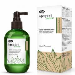 Lisap Nature Keraplant Sebum-regulating  - tonikum na mastné vlasy, 150 ml