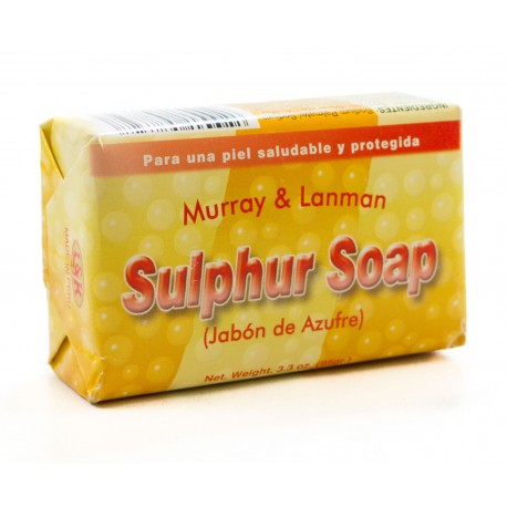 Murray & LanMan Sulphur Soap - mýdlo, 95 g