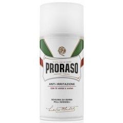 Proraso Shaving Foam Sensitive - Pena na holenie pre citlivú pokožku, 300ml