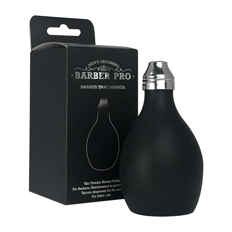 Barber Pro Talc Powder Blower Puffer 21286 - aplikátor na púder