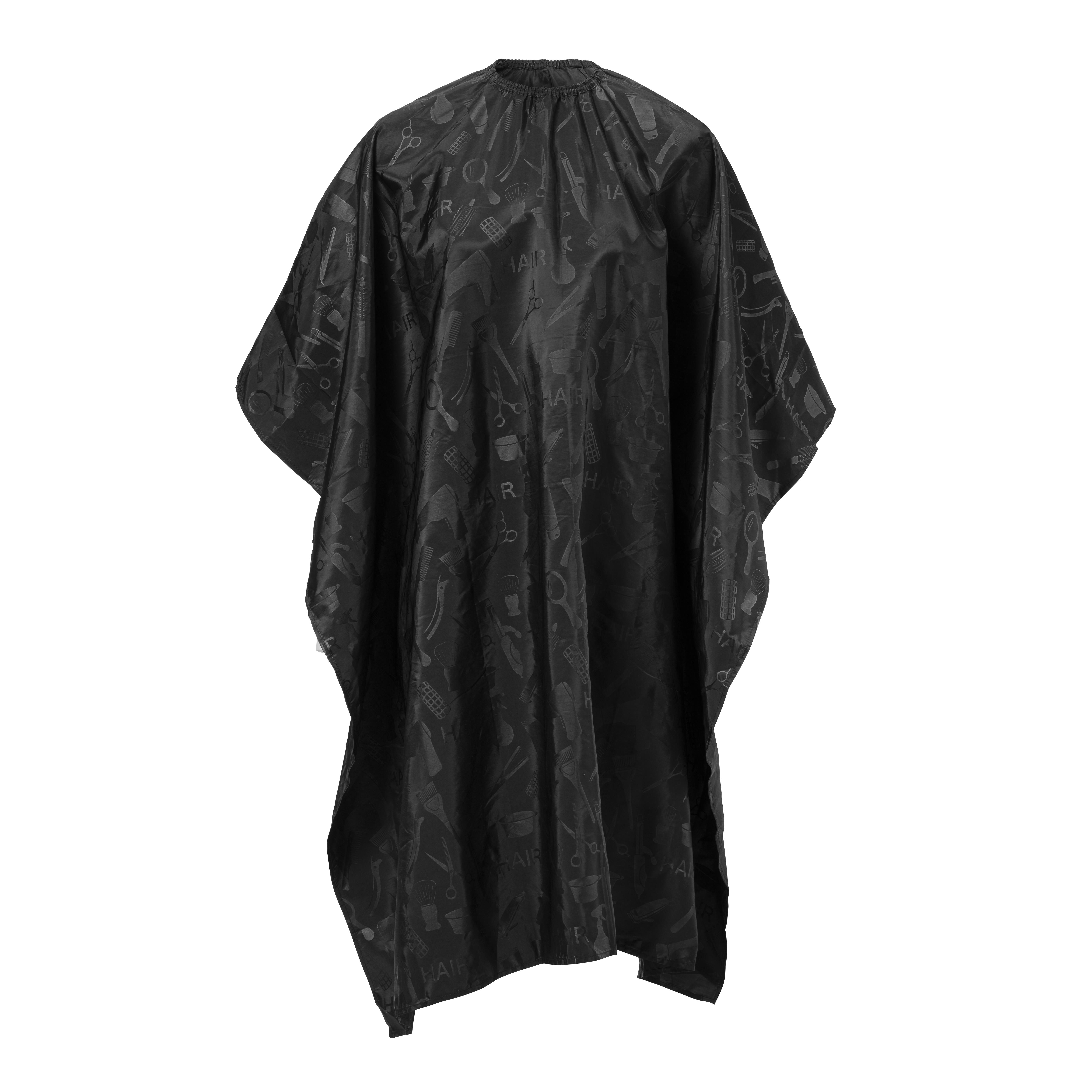 BraveHead Cutting cape, salon tools 5477 - kadernícka pláštenka, na háčik