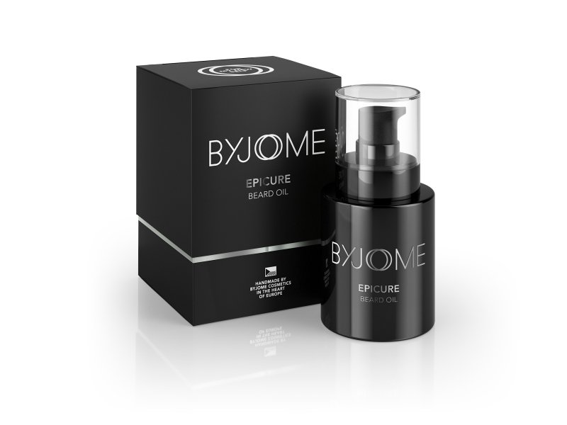 Byjome Beard Oil Epicure - olej na vousy, 30ml