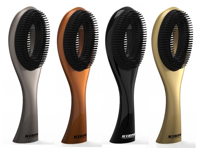 Kiepe Detangle Brushes Excellence B.140.202 - kartáče na rozčesávání vlasů