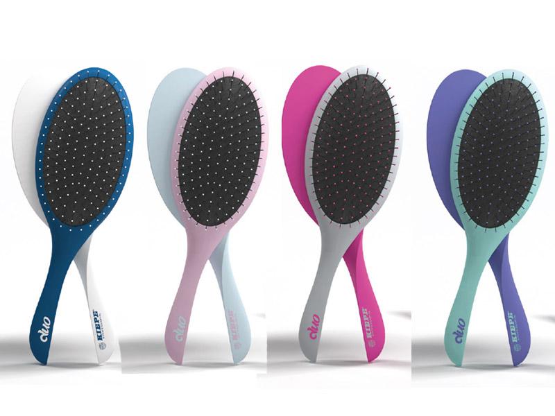Kiepe Magnetic Brush Mirror B.140.201 - kefa na vlasy so zrkadlom
