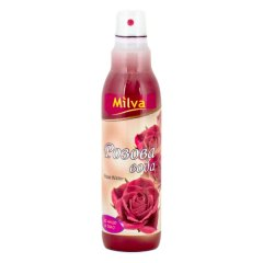 Milva prírodná ružová voda s pumpičkou, 200ml
