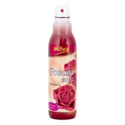 Milva přírodní růžová voda s pumpičkou, 200 ml