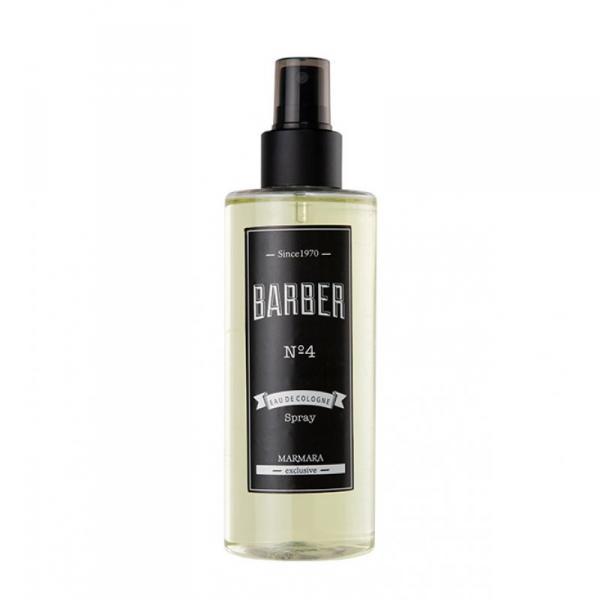 Barber Marmara - Eau De Cologne - voda po holení v spreji, 250ml