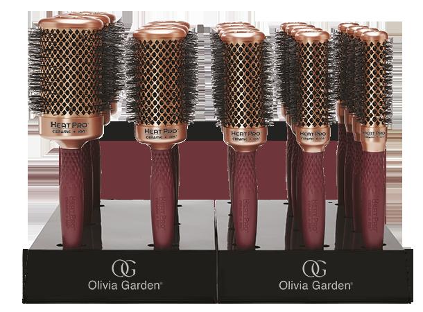 Olivia Garden Heat Pro Ceramic+Ion - kefy na fúkanie vlasov