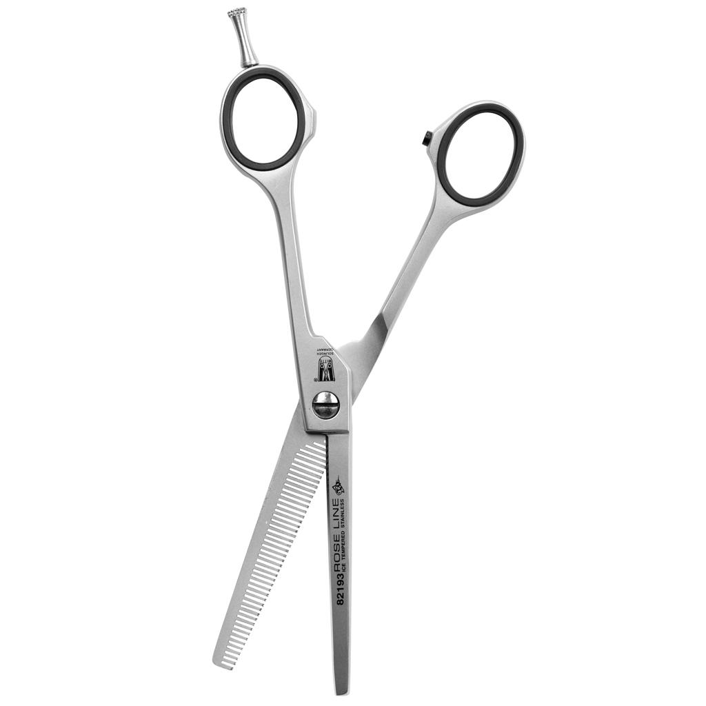 """Witte Solingen Rose Line thinning 82193 - efilační nůžky, 6.5 """""""