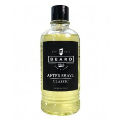 Beard Club After Shave Classic - klasická voda po holení, 400 ml