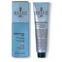 Beard Club Beard Color Gel - gelová barva na barvení brady, 60 ml