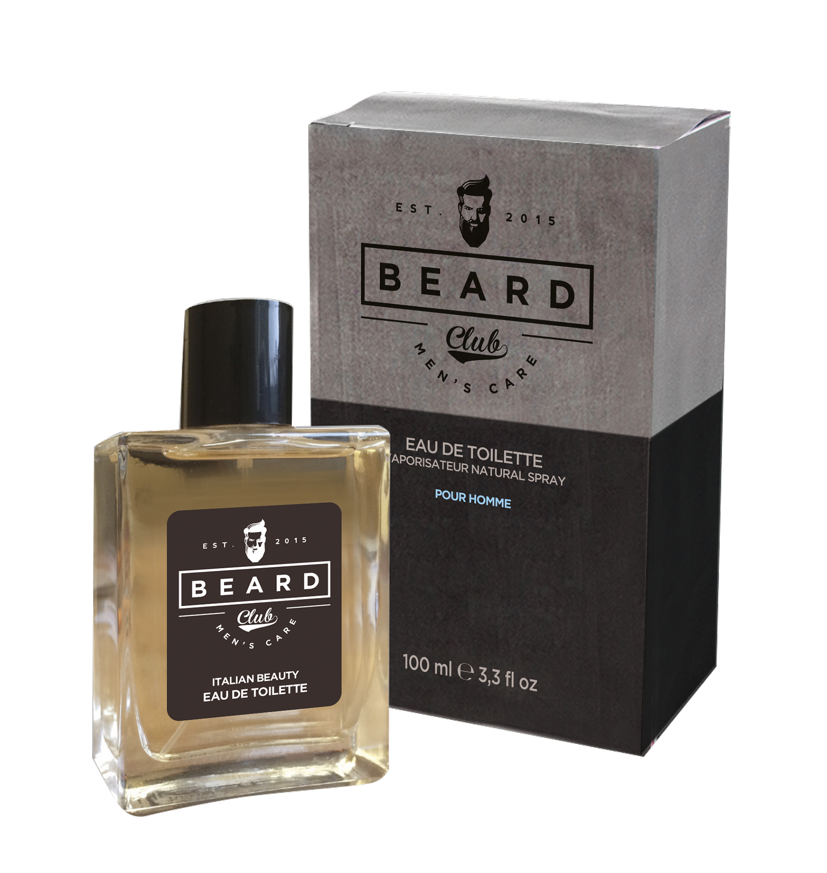 Beard Club Eau De Toilette - pánska toaletná voda, 100 ml