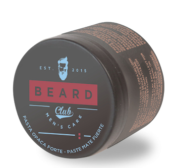 Beard Club Matt Paste Strong - matná pasta so silnou fixáciou, 100 ml