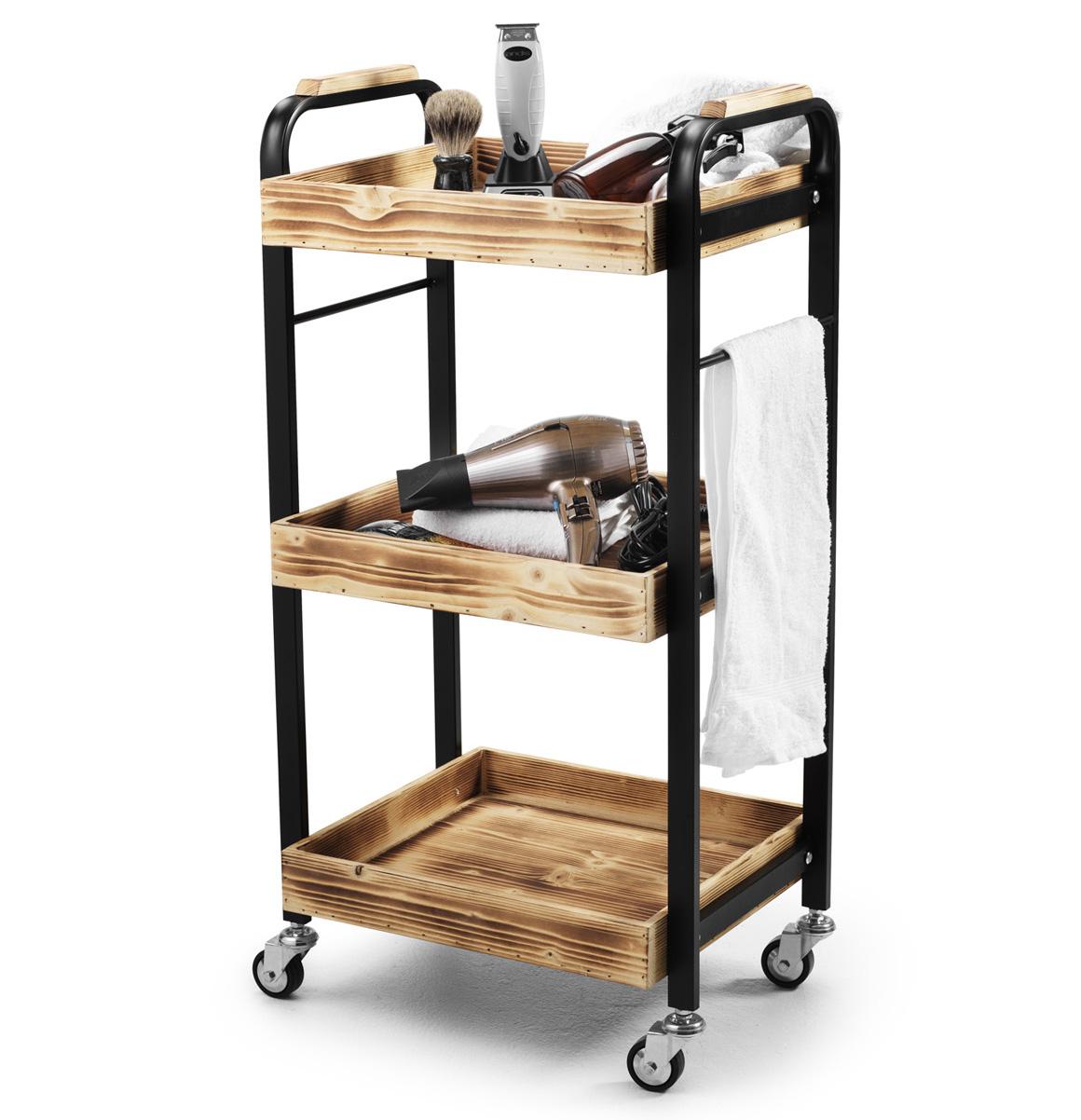 BraveHead 4794 Trolley, Maple Wood - kadernícky vozík