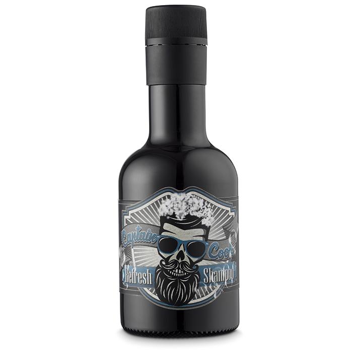 Captain Cook 04869 Refresh Shampoo - osviežujúci šampón proti padaniu vlasov, 250 ml
