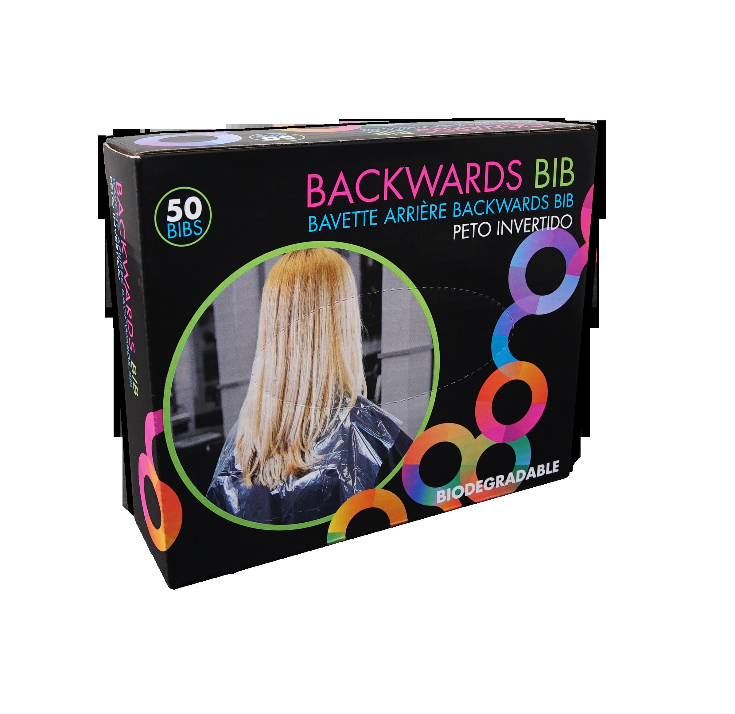 Framar BB-CLR Backward Bibs - sada plášteniek, 50 ks