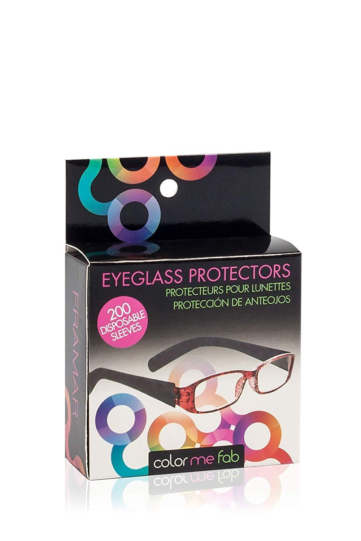 Framar EGPR-BLK Eyeglass Guards - jednorázové chrániče na okuliare, 200 ks