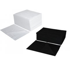 Jednorázový uterák z vlákniny perforovaný BA09/50, BA09/100 70x40 cm