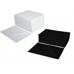 Jednorázový uterák z vlákniny perforovaný 70x40 cm