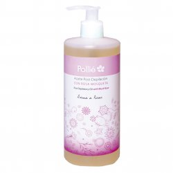 Pollié 03614 Post - Depil Rose Hip - olej po depilaci s extraktem šípkové růže, 500 ml