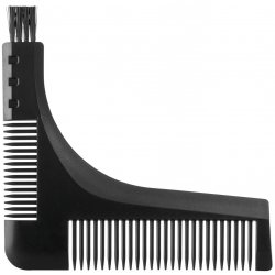 Barber Line Special Beard Comb 06176 - speciální kombinovaný hřeben na úpravu vousů