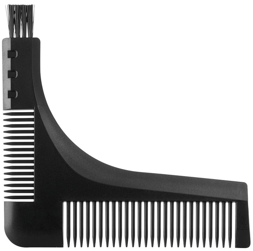 Barber Line Special Beard Comb 06176 - špeciálny hrebeň na bradu