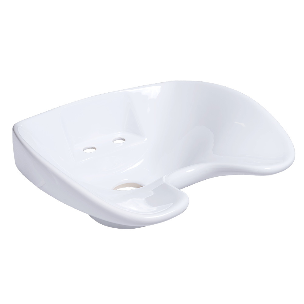 Italy Ceramic STRADIVARI 200186 - umývadlo, biele