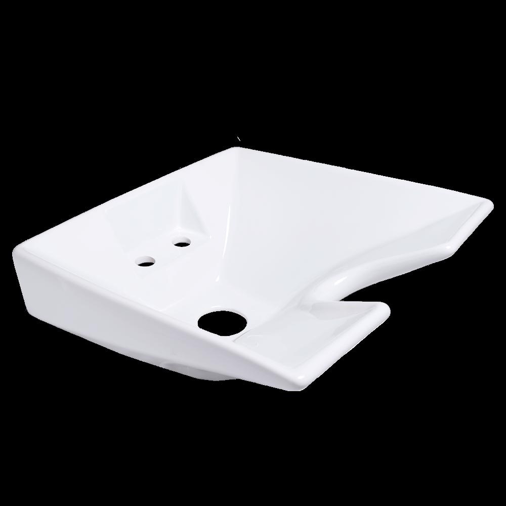 Italy Ceramic QUADRO 200208 - umývadlo, biele