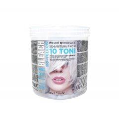 KAY PRO Ultra Bleach No-Yellow 10 Ton - melírovací prášok pre zosvetlenie o 10 tónov, 500 g